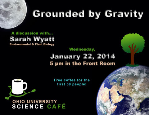 Science Cafe on Jan. 22