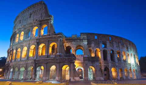 18 Students To Spend Spring Break Studying in Rome