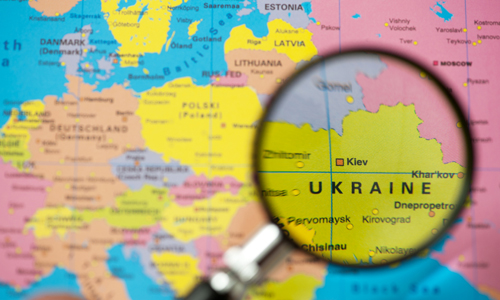 Miner: Ukrainians Need United Support To Make Their Own Choice