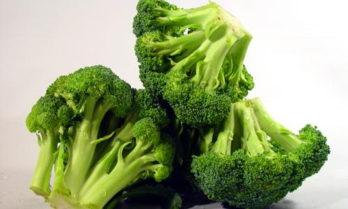 Who Killed the Broccoli? Alum Asks