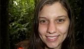 Maggie Hantak, graduate student