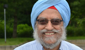 Singh on a Fulbright-Nehru Award to India