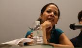 Dr. Debra Thompson at Ferguson Forum