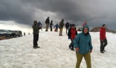 Field Camp 2014 Students Learn to 'See' the Geology—& Continue Snowball Fight Tradition