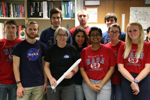 Team Gravitron, the Wyatt Lab at Ohio University