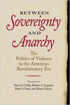 Between Sovereignth and Anarchy book cover