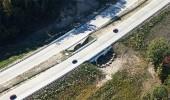 Nelsonville Bypass wildlife crossing