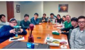 Korean students with OPIE