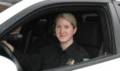 Natasha Lorenz joined OHIO's Police Department after graduating from OHIO with a bachelor's degree in criminology and sociology in May 2014.