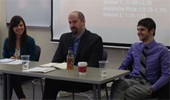 Alumni Discuss Alternative Career Paths for English Majors