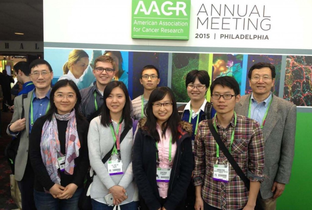 MCB Researchers Present at American Association for Cancer Research
