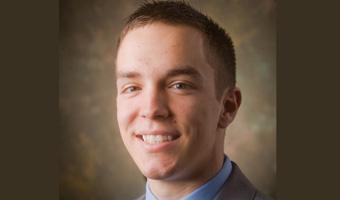 Kyle Triplett, alumni board member