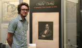 English Student Curates Charles Dickens Exhibit