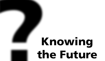 Knowing the Future theme logo