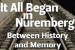 Vines & Wrage Translate 'It All Began in Nuremberg'