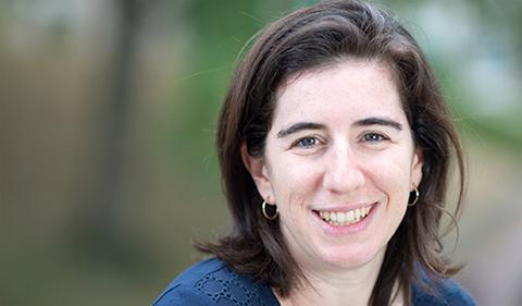 Dr. Nicole Kaufman, portrait