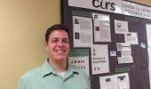 Psychology graduate student Alex Holdaway