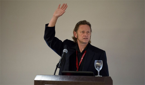 Dr. Greg Kessler at Washington State University TECH Ed.