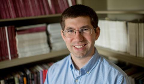 Dr. Daniel Karney, portrait