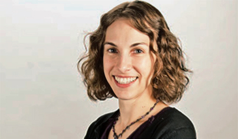 Dr. Jennifer Fredette, portrait
