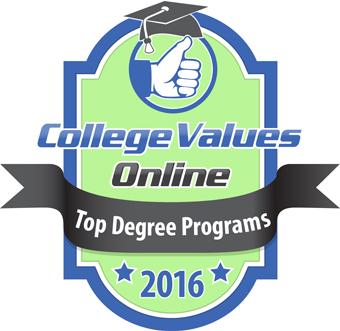 College Values Online graphic