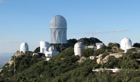Kitt Peak Observatories
