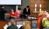 Society of Physics Students Hold Research Conference