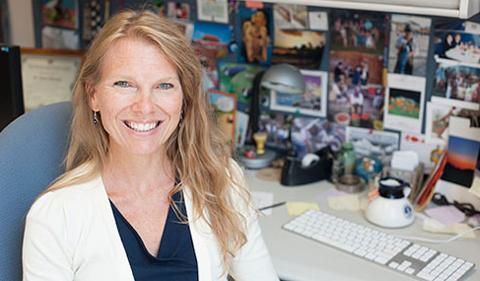 Dr. Dawn Bikowski, portrait