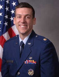 CLJC Spotlights POLS Alum   Major Bentz, Judge Advocate General in Air Force