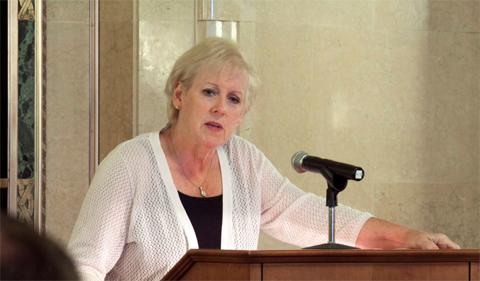 Ohio Chief Justice Maureen O'Connor