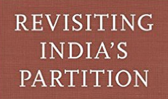 Revisiting India's Partition book cover, New Essays on Memory, Culture and Politics by Amritjit Singh, Nalini Iyer, and Rahul K. Gairola