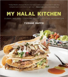 Yvonne Maffei's My Halal Kitchen book cover