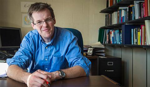 Dr. Daniel Phillips, portrait