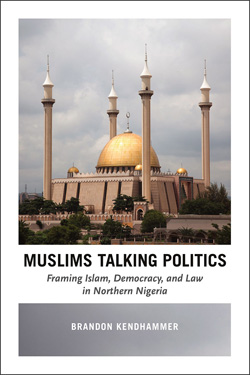 Muslims Talking Politics Book Cover