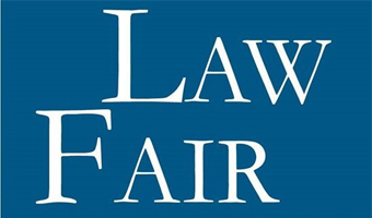Law Fair graphic