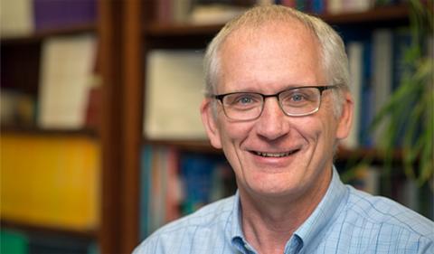 Dr. Steven Evans, portrait