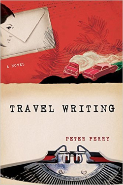 Book cover for Travel Writing by Peter Ferry