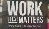 Work That Matters: Volunteer and Service Career Fair