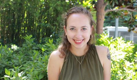 Junior Bethany Bella regularly contributes to Euler's ecofeminism Tumblr blog.