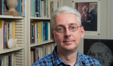 Dr. Paul Jones, portrait