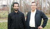 Abdulrhman Alsharari and Sergio Uloa