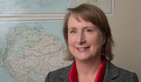 Dr. Julia Paxton, portrait