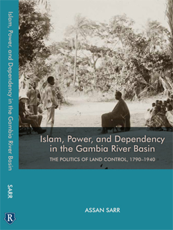Islam, Power and Dependency in West Africa book cover