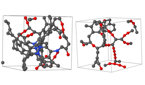 Two carbon atoms