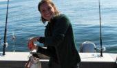 Danielle Butts's internship in Kodiak, Alaska, provided adventure and education.