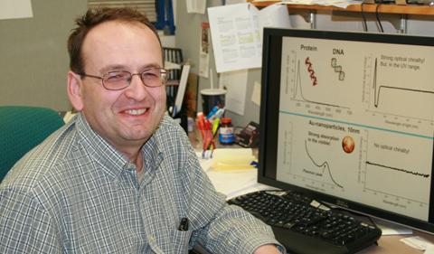 Distinguished Professor Alexander Govorov