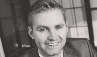 Alum Kyle May currently works as a city planner in Columbus