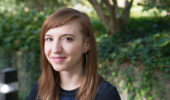 Sarah Minor, doctoral student in creative writing