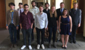 11 Undergraduates Present at Society of Physics Students Annual Conference