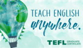 New Online Teaching English as a Foreign Language Certificate Introduced